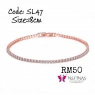 SL47(Rosegold,Silver)