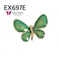 Butterfly (green)