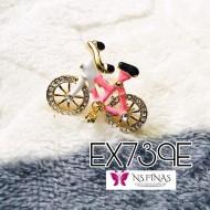 Bicycle Pink