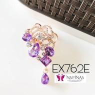 Purple rose diamond