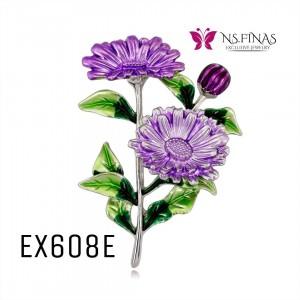 EX608E (PURPLE)