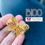 B100 (RIBBON GOLD)