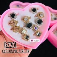 BZ201 (BABY ZIRCON 12PCS)