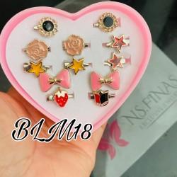 BLM18 (MINI BOX LOVE 12PCS)