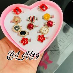 BLM19 (MINI BOX LOVE 12PCS)