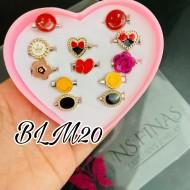 BLM20 (MINI BOX LOVE 12PCS)