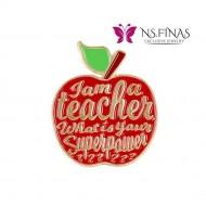 I  AM TEACHER (RED)