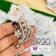 BROOCH RANDOM BR22