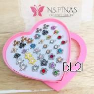 SET LOVE BOX 36PCS BL21