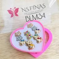 SET LOVE BOX 36PCS BLM34