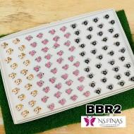 BABY BORONG 100PCS BBR2