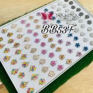 BABY BORONG 100PCS BB53F