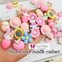 Risen mix matte colour