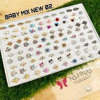 BABY 100PCS MIX NEW 02