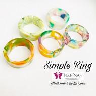 SIMPLE RING SET (5PCS)