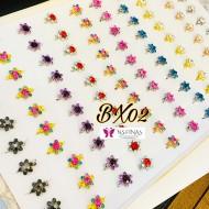 BABY BROOCH/PIN KOD BX01-BX04