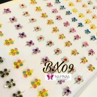 BABY BROOCH/PIN BX08-BX12