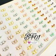BABY BROOCH/PIN BF01-BF03
